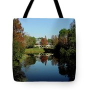 Reflected Elegance Tote Bag