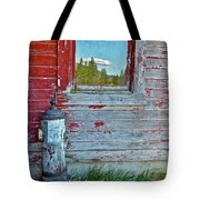 Reflected View Tote Bag