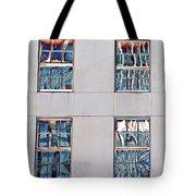 Reflecting Artwork Tote Bag