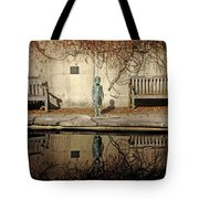 Reflecting Child Tote Bag