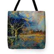 Reflecting Tote Bag