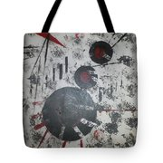 Reflecting Journey Tote Bag