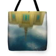 Reflecting On Eternity Tote Bag