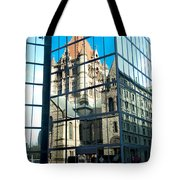 Reflecting On Religion Tote Bag