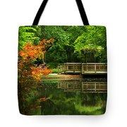 Reflecting Pool Tote Bag