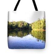 Reflecting Seasons Tote Bag