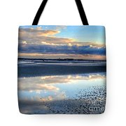 Reflecting Sky  Tote Bag
