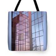 Reflecting Sundown Tote Bag