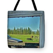 Reflecting The Country Tote Bag