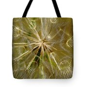 Reflecting The Golden Sunshine Of Love Tote Bag