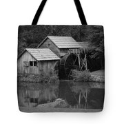 Reflecting The Mill Tote Bag