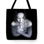 Reflection - Self Portrait Tote Bag