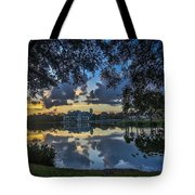 Reflection 6 Tote Bag