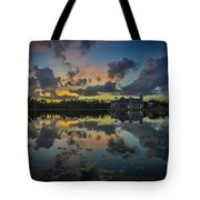 Reflection 7 Tote Bag