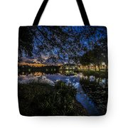 Reflection 9 Tote Bag