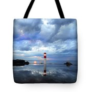 Reflection After A Rain 2 Tote Bag