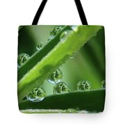 Reflection Beads Tote Bag