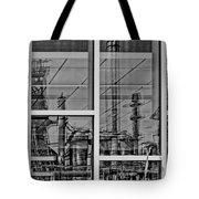 Reflection Tote Bag by DJ Florek