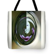 Reflection In A Drop Tote Bag