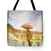 Reflection In Water Tote Bag