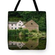 Reflection. Tote Bag