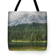 Reflection Lake Tote Bag