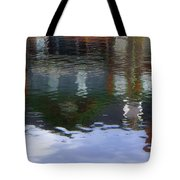 Reflection, No. 1 In Connetquot State Park Tote Bag