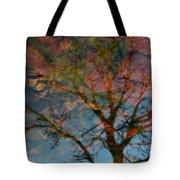 Reflection Of Self Tote Bag