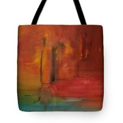 Reflection Of Still Life Tote Bag