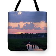 Reflection Of The Day Tote Bag