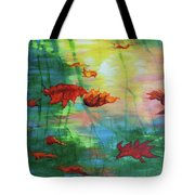 Reflection Relaxing Tote Bag