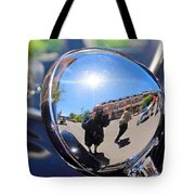 Reflection Selfie Tote Bag
