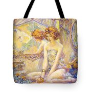 Reflections 1911 Tote Bag