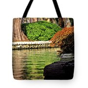 Reflections From The Riverwalk Tote Bag