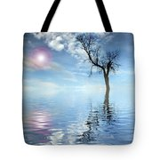 Reflection's Tote Bag