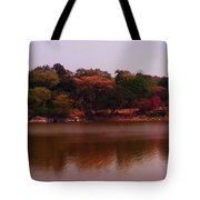 Reflections In A Lake Tote Bag