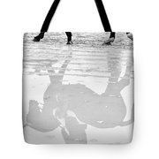 Reflections In Dressage Tote Bag