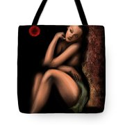 Reflections In Golden Light Tote Bag