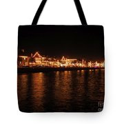 Reflections In The Bay Tote Bag