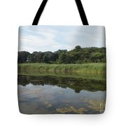 Reflections In The Marsh Tote Bag