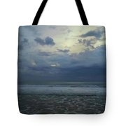 Reflections In The Surf Tote Bag