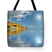 Reflections -madeira Tote Bag