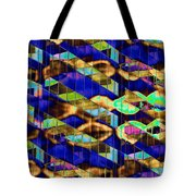 Reflections Of A City 2 Tote Bag