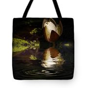 Reflections Of A Lily Tote Bag
