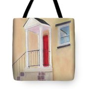 Red Door - Baltimore Tote Bag