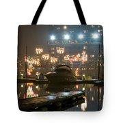 Reflections Of Christmas Tote Bag