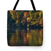 Reflections Of Colors Tote Bag
