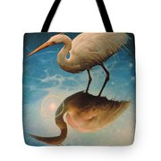 Reflections Of Creation Tote Bag