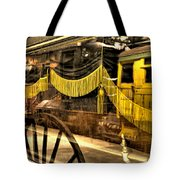 Reflections Of Death Tote Bag