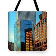 Reflections Of Denver Tote Bag